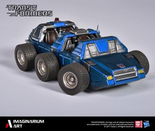 Imaginarium Art Optimus 9