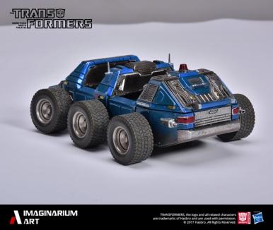 Imaginarium Art Optimus 8