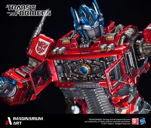 Imaginarium Art Optimus 6