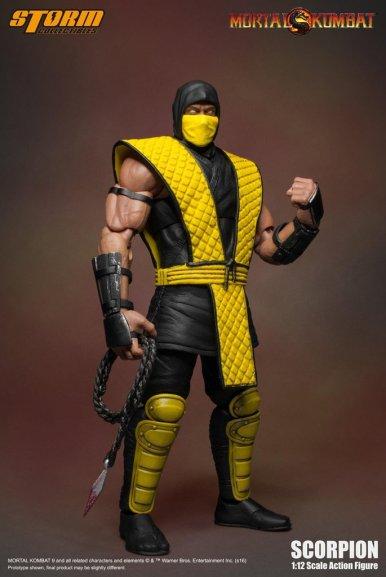 Storm Scorpion