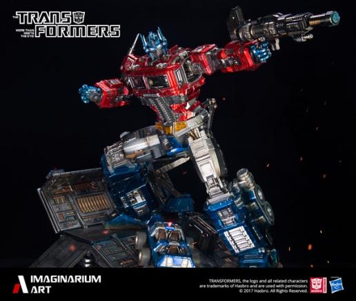 Imaginarium Art Optimus 17