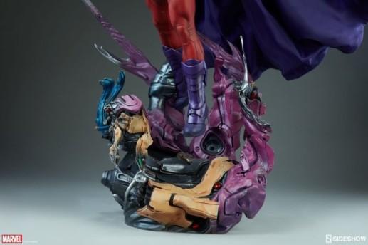 magneto maquette sideshow23