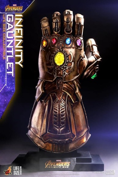 Hot Toys Infinity Gauntlet01