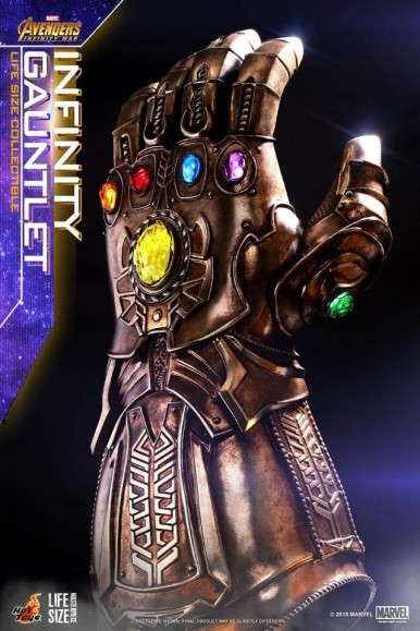 Hot Toys Infinity Gauntlet02