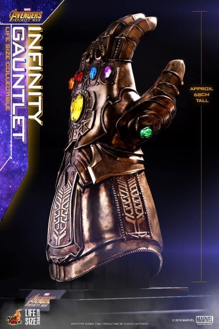 Hot Toys Infinity Gauntlet06