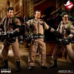 Mezco Ghostbusters Set07