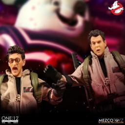 Mezco Ghostbusters Set14