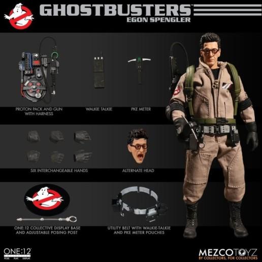 Mezco Ghostbusters Set20