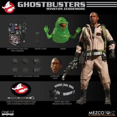 Mezco Ghostbusters Set21