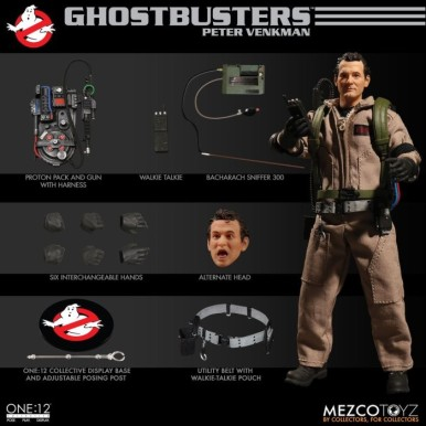 Mezco Ghostbusters Set22