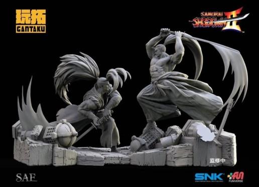 Gantaku Samurai Showdown II Toyzntech1