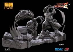Gantaku Samurai Showdown II Toyzntech2