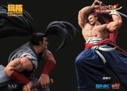 Gantaku Samurai Showdown II Toyzntech6