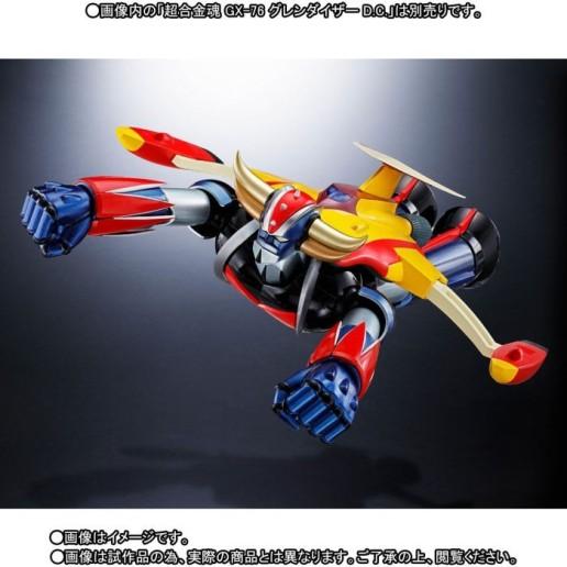 SOC-GX-76X2 Tamashii 10