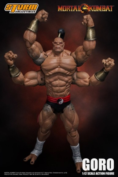 Goro Storm Collectibles10