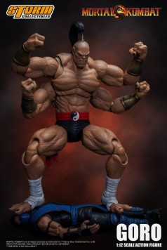 Goro Storm Collectibles12