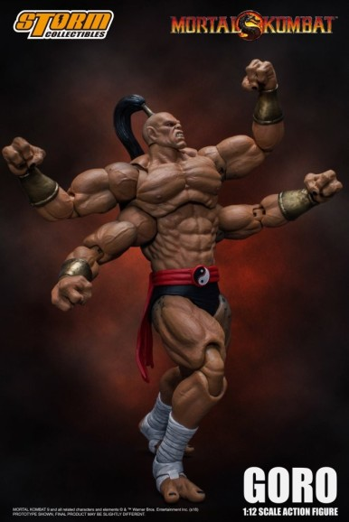 Goro Storm Collectibles9