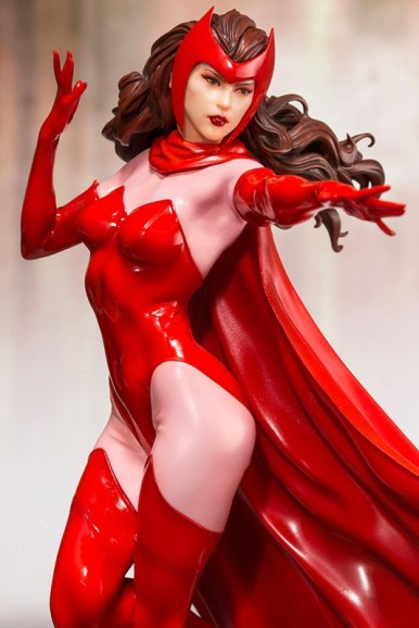 Scarlet Witch Kotobukiya8